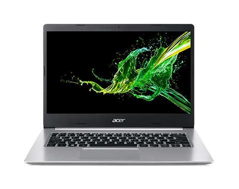 Acer A514-53-37WQ 14HD Intel Core i3-1005G1 4GB RAM 128GB SSD+1TB HDD Windows 10 Pure Silver