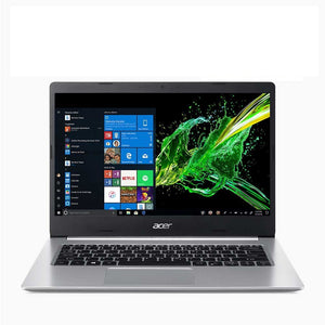Acer Aspire 3 A514-53-37WQ 14Inch Intel Core i3-10110U 4GB 126GB SSD+1TB HDD 2 Windows 10 Silver
