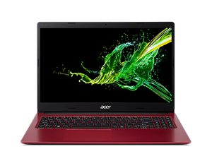 Acer Aspire 3 A315-55G-5917 15.6inch FHD i5-10210U 256GB+1TB 4GB RAM 2GB GFMX230 Win10 Red