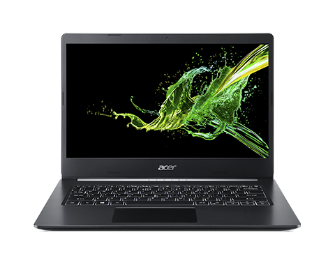 Acer A514-54G-51A8 14HD Intel Core i5-1135G7 4GB RAM 256GB SSD+1TB HDD NVIDIA MX350 Win10 Charcoal Black