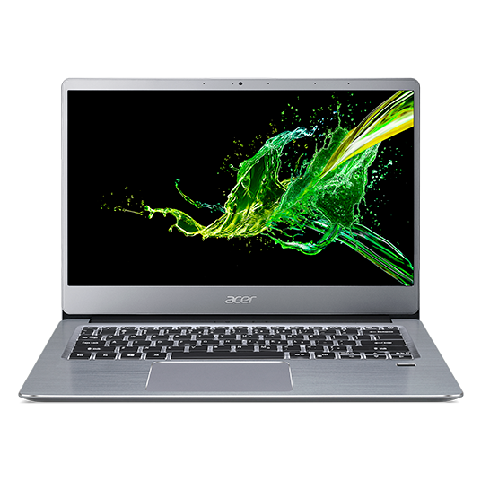 Acer Swift 3 SF314-41G-R9QL 14inch AMD Ryzen 5 3500U 1TB HDD 4GB RAM Radeon 540X Win10 Silver
