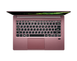 Acer Swift SF314-57-53X9 14inch Core i5-1035G1 512GB SSD 8GB RAM Win10 Millennial Pink