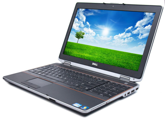 Dell E6520 15.6inch Core i5 2nd Generation 4GB RAM 320GB HDD Windows