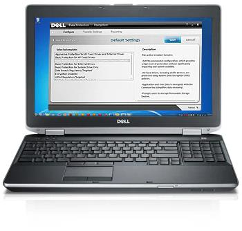 Dell E6530 15.6inch Core i5 3rd Generation 4GB RAM 320GB HDD Windows