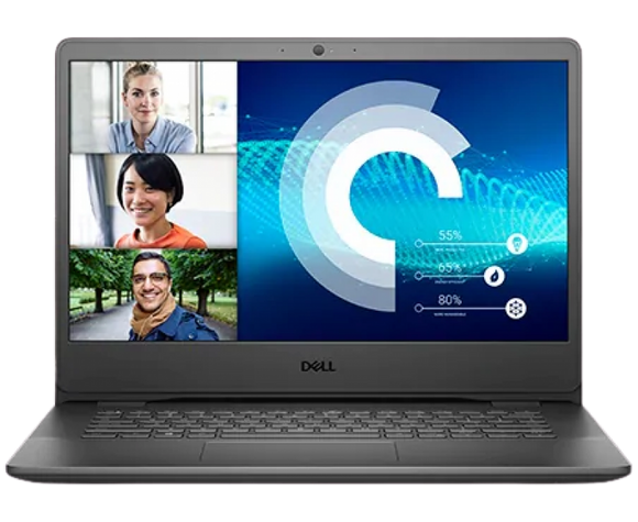 Dell Vostro 3400 14FHD Intel Core i7-1165G7 8GB RAM 512GB SSD Intel Iris Win10 Accent Black