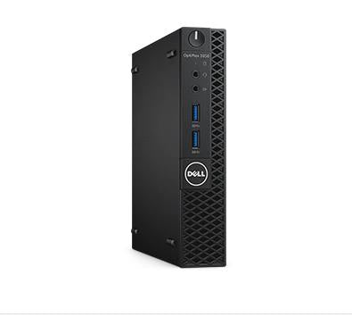 Dell OptiPlex 3050 Micro Intel Pentium G4400T 4GB RAM 500GB HDD Windows 10 Pro Desktop