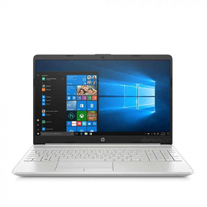 "HP 15S-DU1063TX 15.6"" FHD INTEL i5-10210U 8GB RAM 1TB MX130 WIN10 SILVER"
