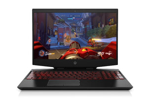 HP Omen 15-DH0020TX 15.6 FHD Intel Core i7 9750H 16GB RAM 1TB HDD+128GB SSD GeForce RTX 2070 Win10
