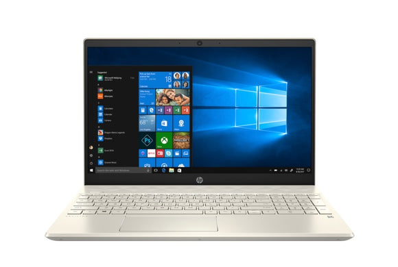 HP Pavilion 15-CS3113TX Intel Core  i5-1035G1 8GB RAM 1TB+256GB SSD Nvidia MX250 Win10  Gold