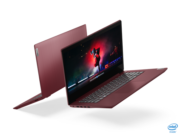 Lenovo IdeaPad 3 14IIL05 (81WD005UPH) 14inch FHD Intel Core i3-1005G1 4GB RAM 128GB SSD Win10 Cherry Red