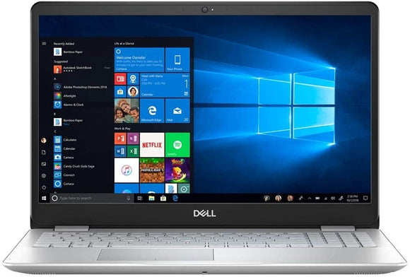 Dell Inspiron 5584 15.6 FHD Intel Core i5-8265U 4GB RAM 1TB HDD Nvidia MX130 Win10 Silver