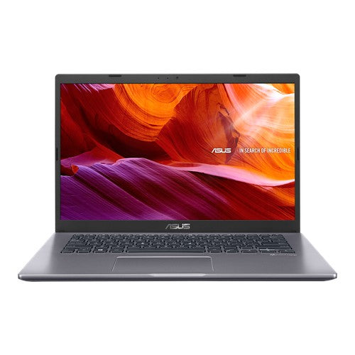 Asus X409JP-EK058TS 14inch FHD Core i7-1065G7 4GB 512GB SSD Nvidia MX300 Windows 10  Grey