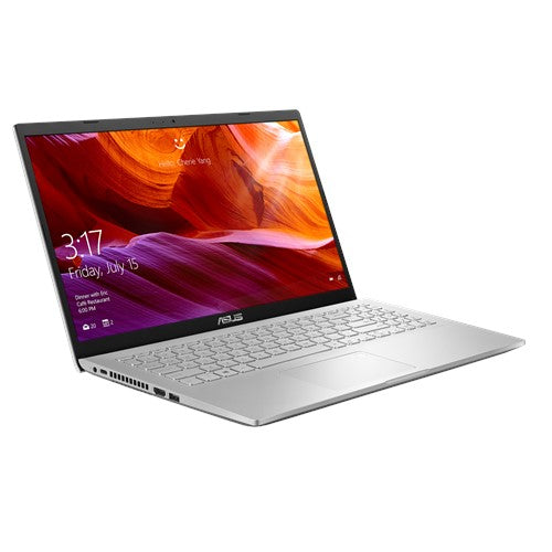 Asus X409MA-BV112T 14inch Intel Celeron N4100 4GB RAM 1TB HDD HD Graphics 520 Win10 Transparent Silver