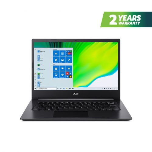 Acer A314-22-R4U5 14FHD AMD Ryzen 5 3500U Quad Core 128GB SSD 4GB RAM Windows 10 Charcoal Black
