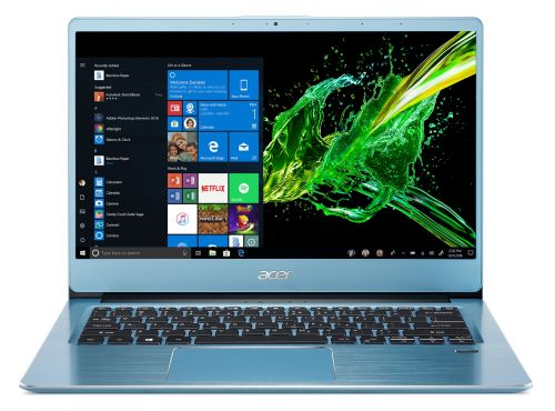 Acer Swift 3 SF314-41G-R4EW 14inch AMD Ryzen 5 3500U 1TB HDD 4GB RAM Radeon 540X Win10 Blue