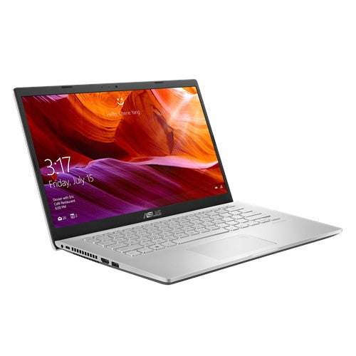 Asus Vivobook X409JP-FT522T 14inch FHD Intel Core i5-1035G1 4GB 512SSD Nvidia MX250 Win10 Transparent Silver