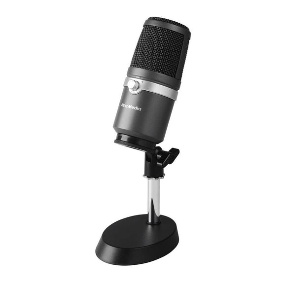 AverMedia AM310 Unidirectional USB Microphone