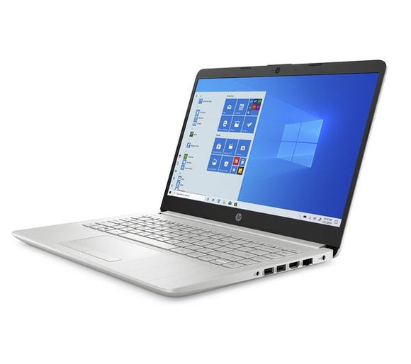 HP 14S-CF2500TU 14inch HD Intel Core i3-10110U  4GB RAM 1TB+128GB SSD Windows 10