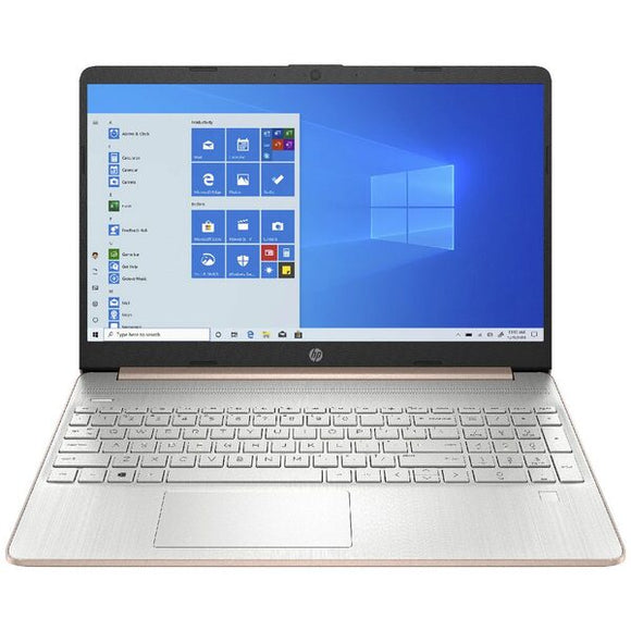 HP 15S-EQ10117TU 15inch HD AMD Ryzen 5 4500U 8GB RAM 512 SSD Win10 Rose Gold