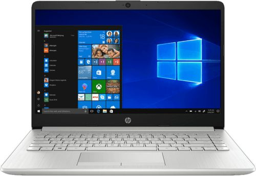 HP 14S-CF0136TU Intel Core i3-8130U 4GB RAM 1TB HDD+256 SSD Win10 Natural Silver