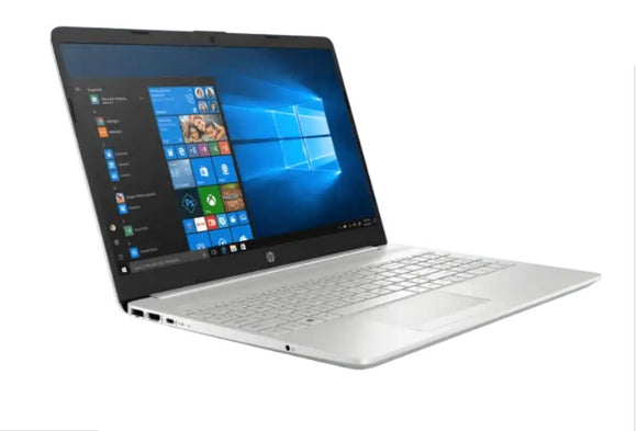 HP 15S-DU2035TX 15.6inch Core i7-1065G7 8GB 512GB SDD Nvidia MX330 Windows 10 Silver