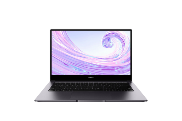 Huawei Matebook D14 (Space Grey) 14inch FHD IPS AMD Ryzen 7 3700U 8GB 512GB SSD Windows 10