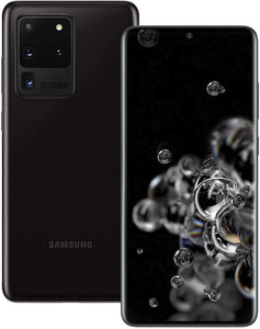 Samsung Galaxy S20 Ultra (SM-G988) 6.9inch QHD Octa Core Exynos 900 Android 10