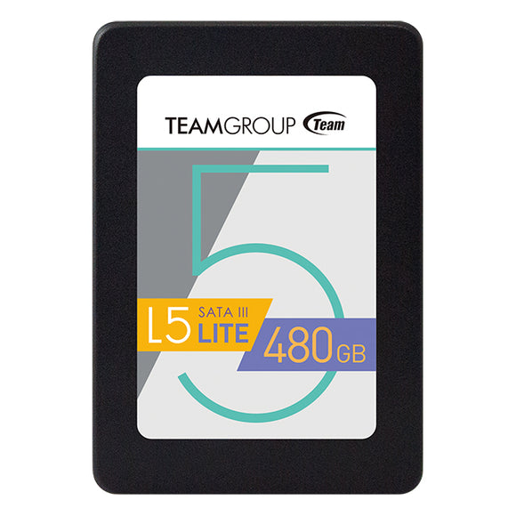 Team L5 LITE 480GB SSD SSDL5480