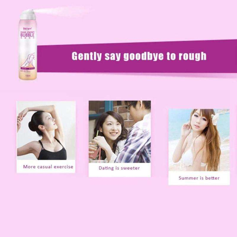 Hair Removal Spray Stay Home Md