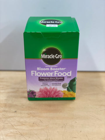 MIRACLE GRO BLOOM BOOSTER 1 LB