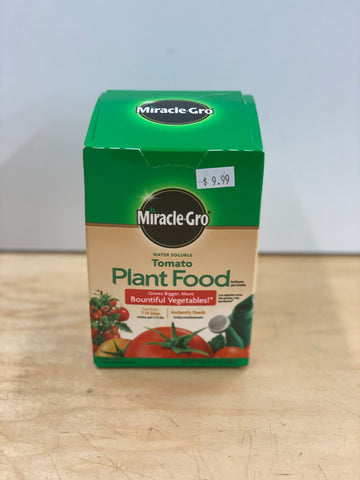 MIRACLE GRO ALL PURPOSE TOMATO PLANT FOOD 1 LB
