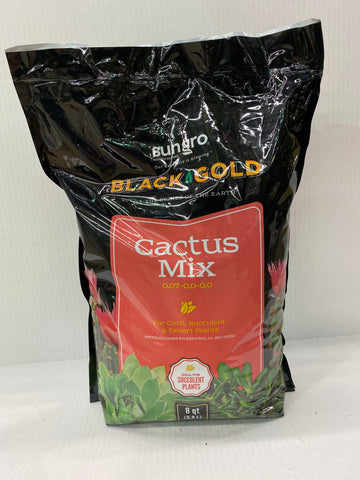 SUNGRO CACTUS MIX POTTING SOIL 8 QT