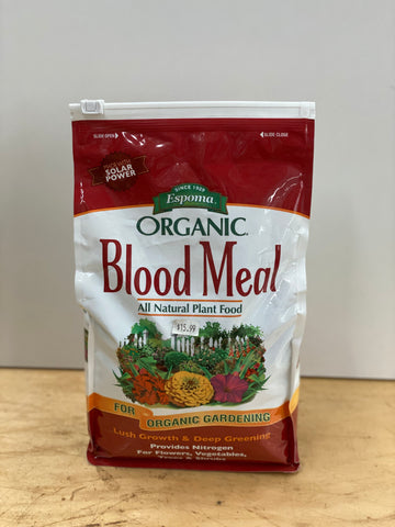 ESPOMA BLOOD MEAL 3.5LBS