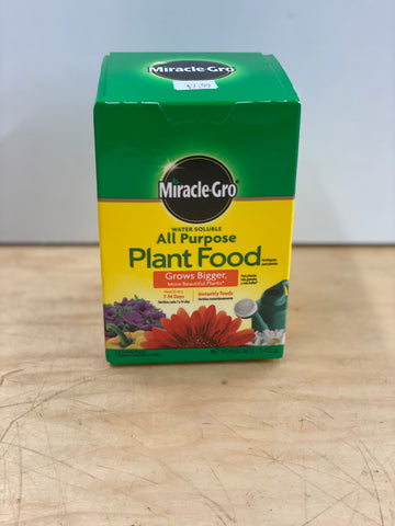 MIRACLE GRO ALL PURPOSE PLANT FOOD 1LBS