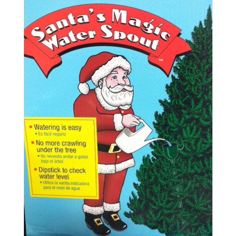 Santa's Magic water spout