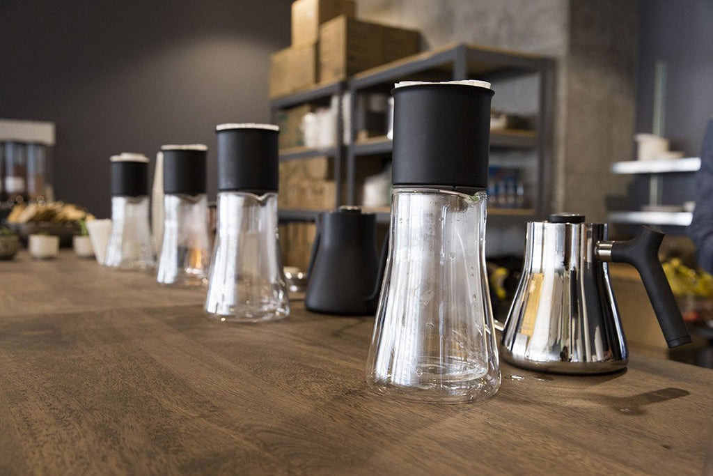 Fellow Stagg X Pour-Over Dripper You Barista Coffee Company London UK Surrey