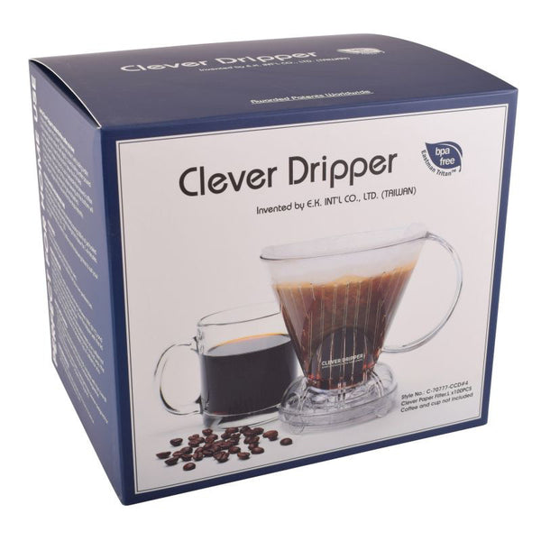 Clever Dripper You Barista Coffee Company UK Surrey London