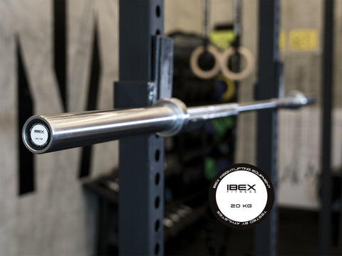 IBEX Barbell Bushing 20kg Powerlifting