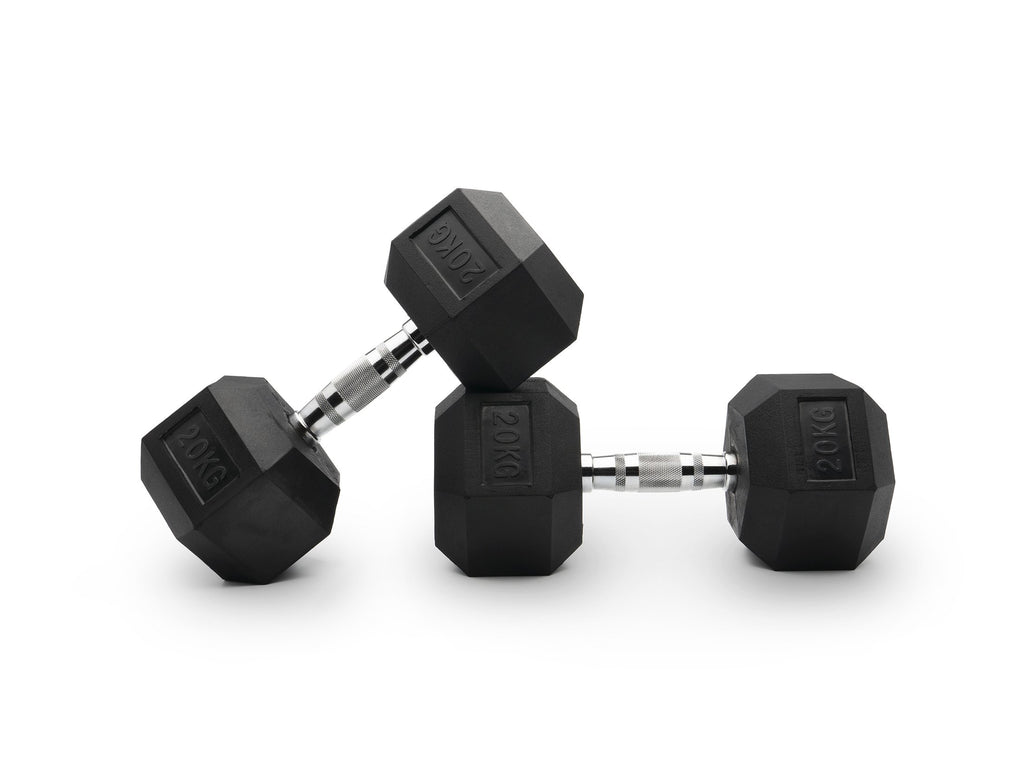 HEX DUMBBELL (KG) PER PAIR
