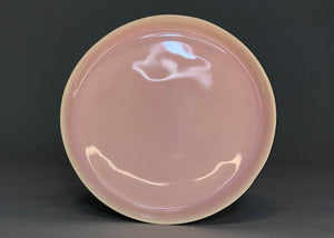 Large Plate Pink