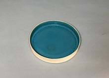 Load image into Gallery viewer, Large Plate Turquoise
