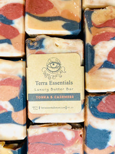 Luxury Butter Bar Soaps Fall 2020