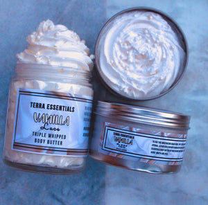 Vanilla Lace Triple Whipped Body Butter