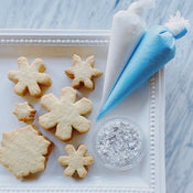 snowflake cookie activity kit