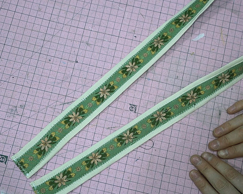 Two toned straps for bags Bag Making DIYs