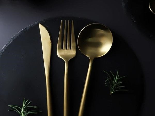 Catherine cutlery fork spoon and knife