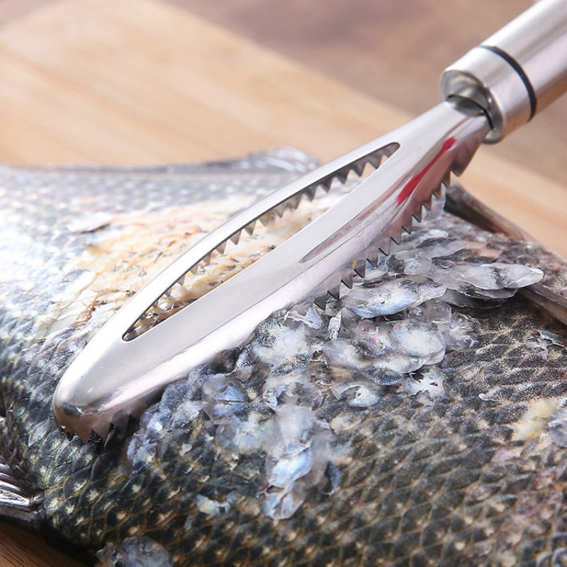 Fish scales remover that actually works