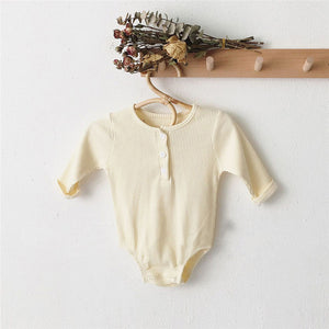 Classic Baby Romper with Hat