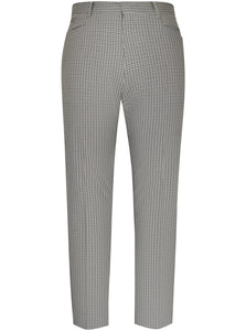 Beige Picnic Check Trouser 2018 Trousers