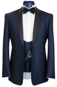 The Compton Navy Dinner Suit